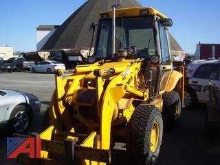 1997 JCB 212S Series II Loader Backhoe