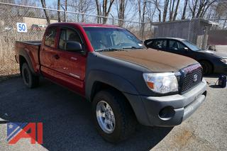 (#50) 2007 Toyota Tacoma Extended Cab Pickup Truck