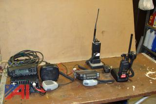 Mobile & Portable Low Band Radios