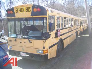 2008 IC RE300 School Bus