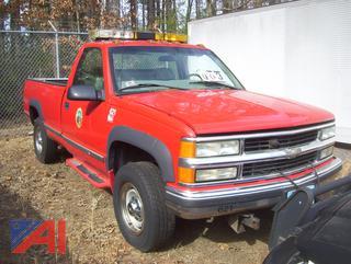 2000 Chevy C/K 3500 Pickup Truck