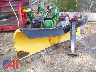Meyers 8.5' V-Plow
