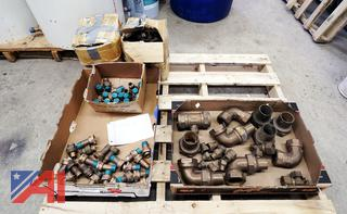 Overstock of Brass Fittings