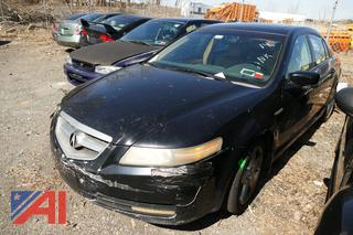 (#14) 2005 Acura TL 4 Door Sedan