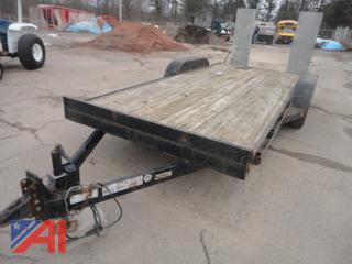 2005 Top Brand 18966/A10BU18 18' Utility Trailer with Ramps
