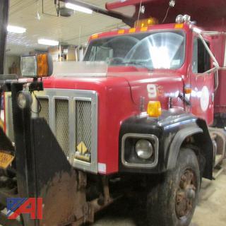 1995 International 2674 Dump Truck