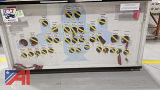 Aircraft Safety Check Flags/Locks