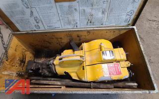Pionjar120 Gas Powered Jack Hammer