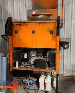 2014 SMM Master Mix Tailgate Asphalt Recycler