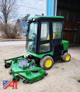 "2011 John Deere 1445 72"" Riding Lawn Mower"