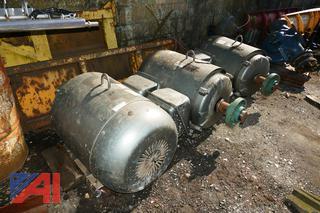 (#7) Lincoln Motors Water Pump Motors & Aurora Centrifugal Pump
