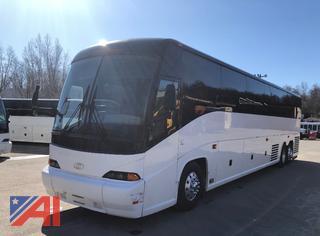 (#2007) 2008 MCI J4500 Coach Bus