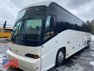 (#2008) 2011 MCI J4500 Coach Bus