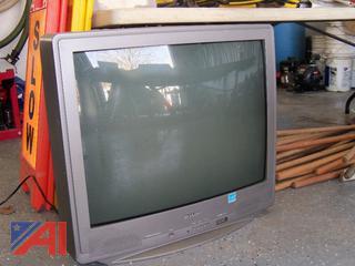 "32"" Sharp Television"