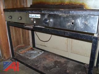 Southbend Flat Top Griddle