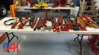 Port-A-Power Hydraulic Rescue Tools