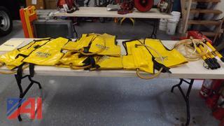 AquaJac Water Vests with Nozzles