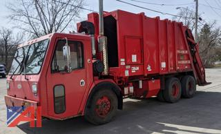 2006 Crane Carrier Low Entry PAC-MOR Packer Truck