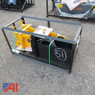 4 to 7 Ton Q/C Hydraulic Breaker