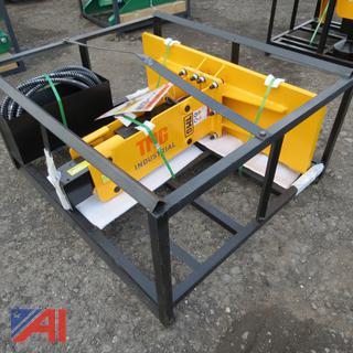 Skid Steer Hydraulic Breaker