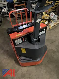 Prime Mover 6,000 lb. Electric Pallet Jack