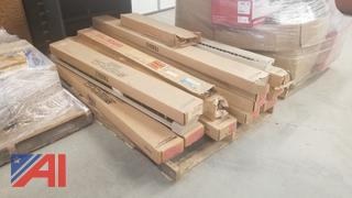 Electric Baseboard Heaters, New/Old Stock