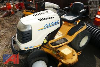 (#3) Cub Cadet GT 1554 Garden Tractor Mower