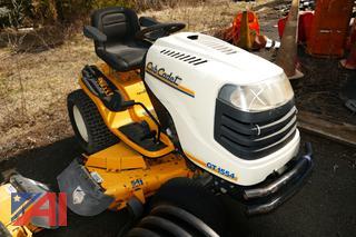 (#4) 2007 Cub Cadet GT 1554 Garden Tractor Mower