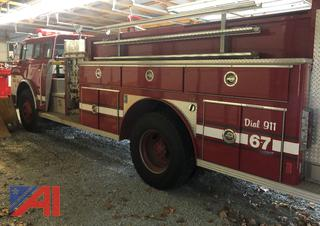 1986 Ford C8000 ETA Fire Truck