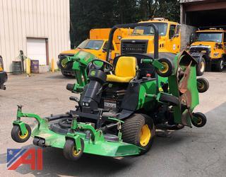 (#11) 2005 John Deere 1600T Mower