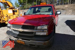 (#9) 2003 Chevy Silverado 1500 Pickup Truck