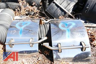(#13) Stainless Steel Wheel Wells