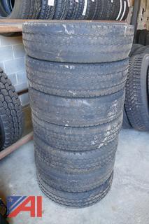 (#1) LT225/75R16 Tires