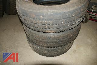 (#4) Firestone LT245/75R16 Tires