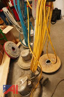 (#6) Floor Scrubbers