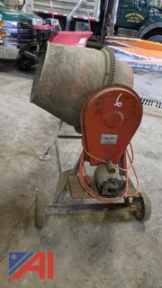 Duracraft 6 Cement Mixer