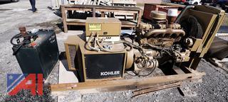 Kohler 45kW Diesel/Stand By Generator