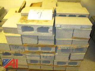 Pallet of Ceramic Blocks