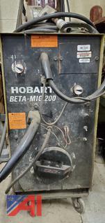 Hobart Beta MIG 200 Welder