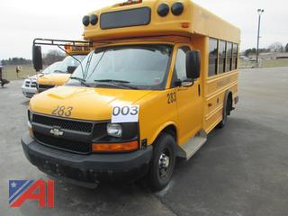 2008 Chevy Express G3500 Mini Bus