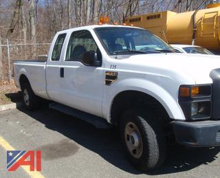 (#3) 2008 Ford F250 Super Duty Pickup Truck
