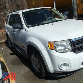 (#5) 2008 Ford Escape Hybrid SUV