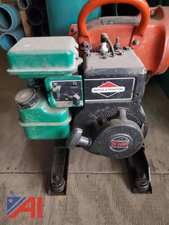 Confined Space Air Blower
