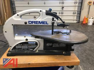 "Dremel 18"" Variable Speed Scroll Saw"