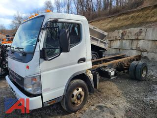 2005 Mitsubishi Fuso FE84D Cab and Chassis