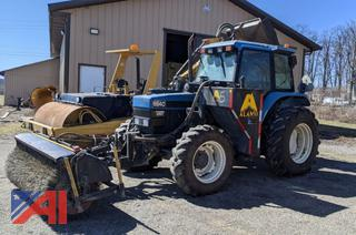 New Holland 6640 Tractor