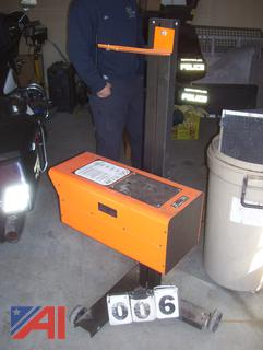 Symtec LCA2Headlight Adjuster
