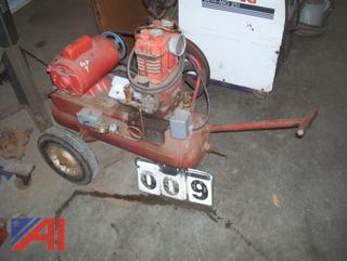 Small Electric Air Compressor