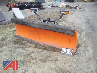 9' Meyers Unimount Plow