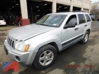 (#5360) 2005 Jeep Grand Cherokee Laredo SUV